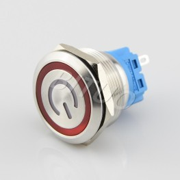 BTA25F-11EP Power Switch Button