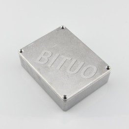 1590BB Aluminium Enclosure Box