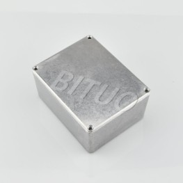 1590C Die Cast Aluminum Box