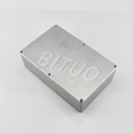1590D Cast Aluminum Enclosure
