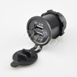 BTC2013-4.2A-P Car USB Socket