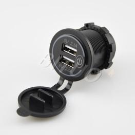 BTC2013H-4.2A-P USB Power Outlet
