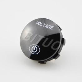 BTC4010W-P Digital volt Gauge