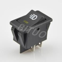 BTC-17D 12 Volt Light Switch