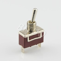 MLTS-101/111P SPST Toggle Switch
