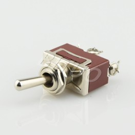 MLTS-112/113/123 Spring Loaded Toggle Switch
