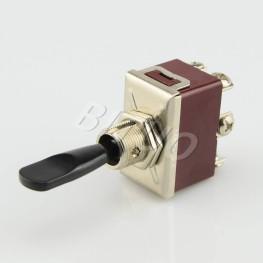MLTS-212/213/223E 2 Pole Toggle Switch