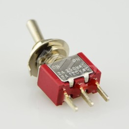 MTS-102/103-A2 Mini Toggle Switch