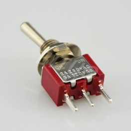 MTS-112/113/123-A2 Momentary Toggle Switch