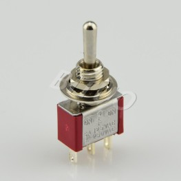 MTS-112/113/123R 2 Way Toggle Switch