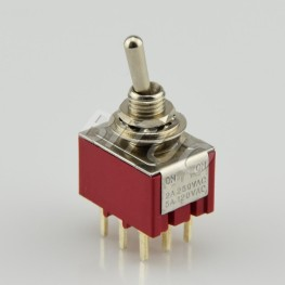 MTS-302/303-A2 Carling Technologies Toggle Switch