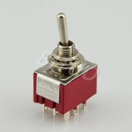 MTS-302/303R Three Way Toggle Switch