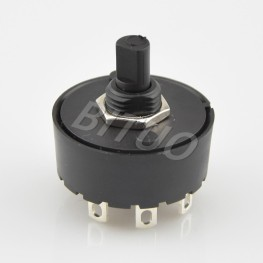 RT6 4 Position Rotary Switch