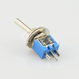 SMTS-102 Miniature Toggle Switch