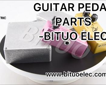 Guitar Pedal Parts