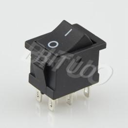 MRS-1-202 6 Prong Toggle Switch
