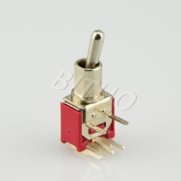 SMTS-102/103-2C3 Micro Toggle Switch
