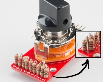 How to Wire Rotary Switches?