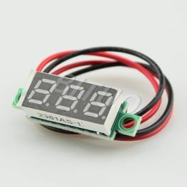 BTC-28VM Mini Voltage Meter