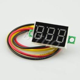 BTC-36VM Voltage Meter Gauge