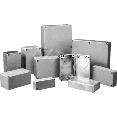 aluminum enclosure 1